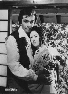 『鉄砲伝来記』(1968年大映)。監督:森一生。企画:藤井浩明。リック・ジェイソン(Rick Jason「Combat!」)、若尾文子