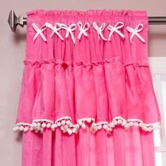 @Overstock - Keep your home decor under wraps with these velour curtains. These unlined fun and frilly velvet ruffle curtains are sure to add a feminine touch to your decor.http://www.overstock.com/Home-Garden/Velour-Ruffle-84-inch-Panel-Pairs/5918108/product.html?CID=214117 $35.09