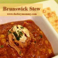 brunswick stew recipe #bbq #barbecue #barbeque
