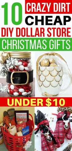 DIY cheap Christmas gifts from the Dollar Tree THAT are so EASY! Love these inex. DIY cheap Christmas gifts from the Dollar Tree THAT are so EASY! Love these inexpensive Holiday gift ideas from the Doll. Easy Diy Christmas Gifts, Dollar Tree Christmas, Family Christmas Gifts, Easy Diy Gifts, Teacher Christmas Gifts, Cheap Gifts, Handmade Gifts, Handmade Ornaments, Christmas Carol