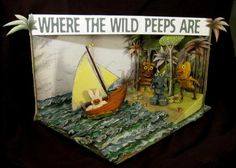 peeps dioramas - Google Search