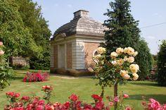 La roseraie Foullon
