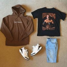 Likes, 116 Comments - Outfithype Swag Outfits Men, Outfits Hombre, Date Outfits, Cool Outfits, Casual Outfits, Men Casual, Hype Clothing, Jordan Outfits, Fashion Themes