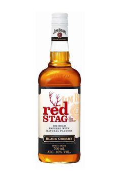 Jim Beam Red Stag #bourbon #whiskey