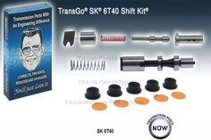 Transgo SK 6T40 Shift kit