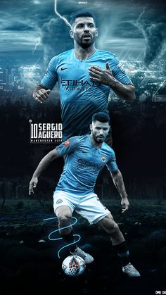 Sergio Aguero | Wallpaper Phone HD by MWafiq-10