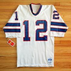 vintage bills jersey