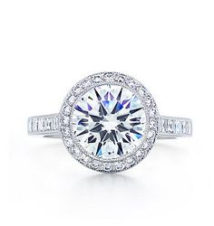 Tiffany & Co. ring?  yes, please :)