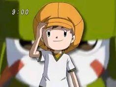 Tomoki Himi: Digimon season 4
