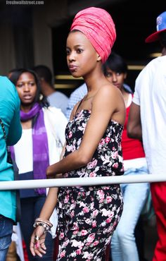 street photography septum head wrap turban africa style queen poet