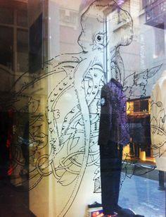 Jesse GP Olsen window illustration