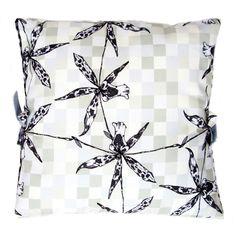 Craig Fellows O R Kid | Small Cushion Small Cushions, Cushion Filling, Hand Illustration, Unusual Gifts, Tapestry, Textiles, Floral, Prints, Kids