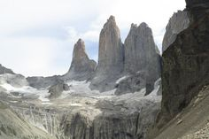 Base Torres Half Dome, Base, Mountains, Nature, Travel, Towers, Naturaleza, Viajes, Destinations