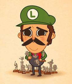 """First Loser"" by Mike Mitchell"