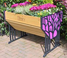 VegTrug Liberty Planter - GardenSite.co.uk