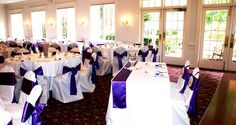 Carlyle House, Its all about PURPLE!