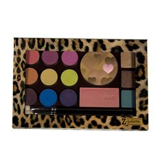 Z Palette Customizable Makeup Palette Pro Size, Leopard   Beauty.com, $25.00.  This is a Pro-Size Z Palette that has already been customized with products.