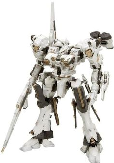 Armored Core Rosenthal CR-Horige Model Kit 1/72 Scale Rosenthal CR-Horige