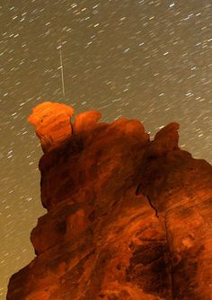 Annual Orionid Meteor Shower to Peak October 20th through October 23rd