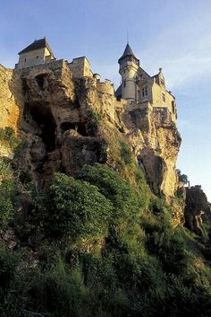 Castillo de Montford, Francia