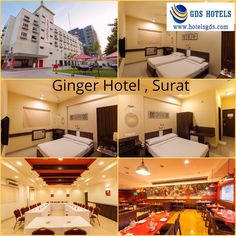 Ginger Hotel in Surat, is a superb #hotel. In Surat, Ginger Hotel offers #onlinebooking and comfortable living. Contact Ginger Hotel in #Surat for #tariffs.  For Booking Contact Us : +91 7428844440  Web Page : http://hotel-ginger-surat-gujrat.hotelsgds.com