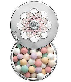 Météorites pearls powder by Guerlain//