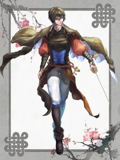 Illustrations And Posters, Character Design, Character Art, Illustration, Drawings, Korean Art, I Love Anime, Anime Guys, Anime Characters