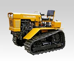 Tracked Garden Tractors   catalog track tractor bulldozer track tractor yct282r track tractor ...