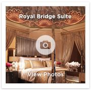 Royal Bridge Suite at Atlantis The Palm, Dubai