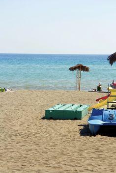 Málaga Beach (Spain)
