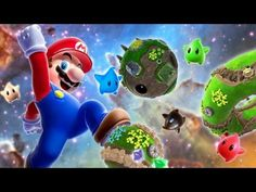 Super Mario Galaxy - Full OST (Complete Soundtrack) - YouTube<< TALK ABOUT CHILDHOOD AND THE BEST MUSIC EVER! Koji Kondo is a true blessing. An amaZING soundtrack to listen to while doing homework or chores