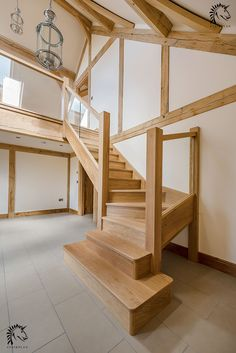 Preston Oak winder staircase layout with Glass Small Space Staircase, Narrow Staircase, Staircase Storage, New Staircase, Oak Stairs, House Stairs, Staircase Design, Staircase Ideas, Glass Stairs