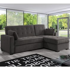 Found it at Wayfair - Lancaster Dream Chaise Sectional
