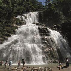 Catarata Bayoz - Chanchamayo www.venselvacentral.pe