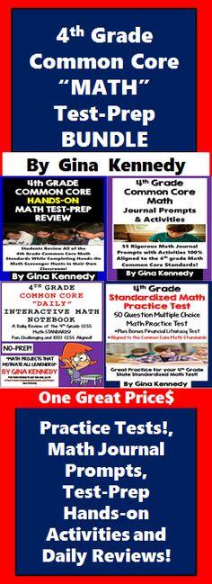 5th grade math practice test common core pdf
