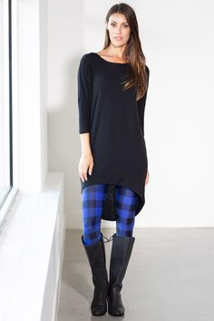 Blue plaid check exclusive design for Silver Icing. Never fade, never see through, moisture wicking, 8 way stretch material❤️ Silver Icing, Sale Sites, Never Fade, Blue Plaid, Leggings, Check, Design