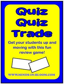 A new and fun way to use task cards in the classroom is with the Kagan cooperative learning game Quiz Quiz Trade. Instructional Strategies, Teaching Strategies, Teaching Tips, Teaching Math, Maths, Teaching History, School Classroom, Classroom Activities, Classroom Ideas