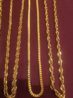 Chain Gold Rope Chains, Gold Chains For Men, Fancy Jewellery, Gold Jewellery Design, Emerald Jewelry, Beaded Jewelry, Gold Chain Design, Gold Mangalsutra, Neck Chain