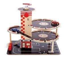 Hape - Garaje de juguete (HAP-E3002) [Importado de Inglaterra]: Amazon.es: Juguetes y juegos BUSCAR EN TIENDA