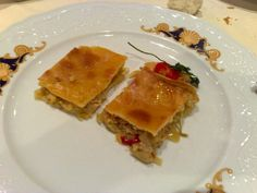 Varomeando: Empanada de bacalao