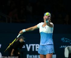 Победительницей турнира в женском одиночном разряде второй год подряд стала россиянка Светлана Кузнецова. Благодаря триумфу в Москве спортсменка завоевала последнюю, 8-ю путевку на итоговый турнир сильнейших теннисисток WTA в Сингапуре.