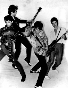 Johnny Thunders & the Heartbreakers.