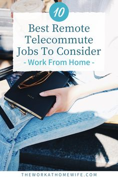 Thinking about looking for remote work? Here you'll learn about the benefits of this type of work, how much you can get paid, and the best telecommute jobs to look for.