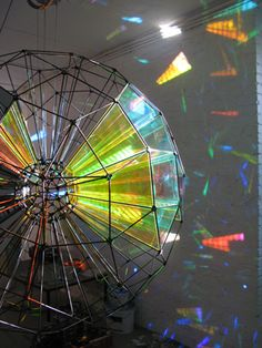 colour square sphere - olafur eliasson