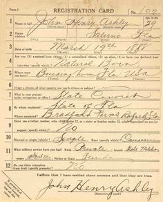 Sources for Ancestors in Military Service A big addition to any family tree is finding an ancestor who serviced in the U. S. Military. It may not have been during any war, many men entered the service because it provide any income and skills. The following sources may be of assistance in your quest for military ancestors. #military #veterans #ancestors #familytree #family #genealogy