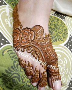 Palm Henna Designs, Mehndi Designs Feet, Legs Mehndi Design, Mehndi Designs For Girls, Mehndi Designs 2018, Stylish Mehndi Designs, Bridal Henna Designs, Mehndi Design Pictures, Beautiful Henna Designs