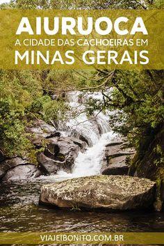 Aiuruoca: cachoeiras, paisagens e muita natureza em Minas Gerais