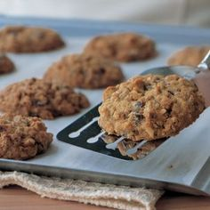 Filled with chocolate chips and toasted walnuts, these cookies are just right with a glass of cold milk.