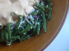 Bønnesalat er en all-time-favourite herhjemme. Altid jubel, når den er på bordet og vi spiser den til mange forskellige ting. Den er god t...