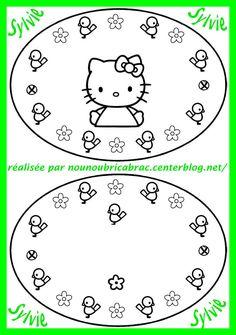 Thaumatrope Hello Kitty...